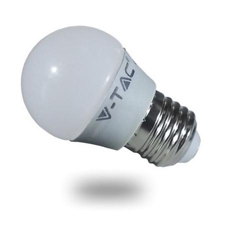V-TAC LED žárovka VT-1830 4W E27 G45 - 2700K