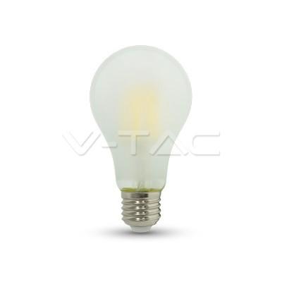 V-TAC LED žárovka Filament Bulb 10W 1055lm E27 VT-2023 – Teplá bílá 2700K