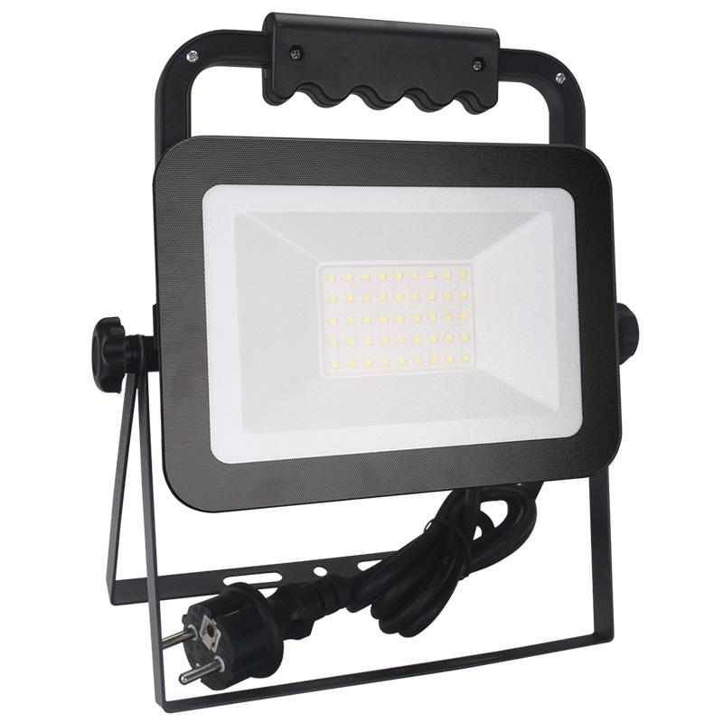 NEDES led reflektor přenosný LF2023H 30W