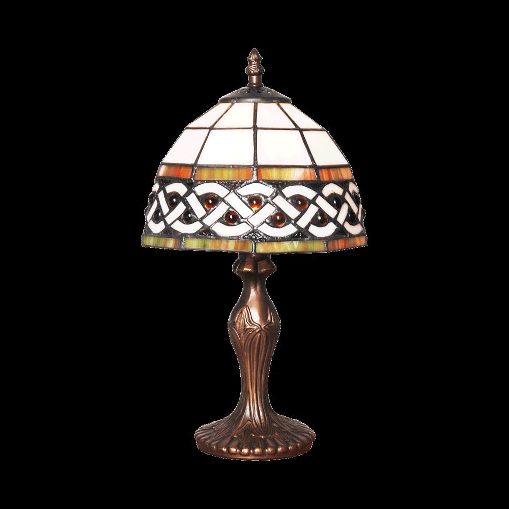 Prezent 150 TIFFANY stolní lampa