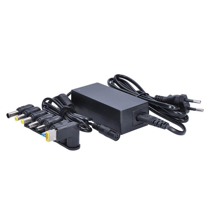 DA32 Solight univerzální zdroj pro netbooky a notebooky, 48W, 6 koncovek, automatický
