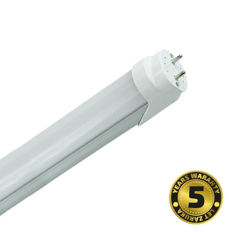 WT121 Solight LED zářivka lineární PRO+,T8, 18W, 2520lm, 4000K, 120cm, Alu+PC