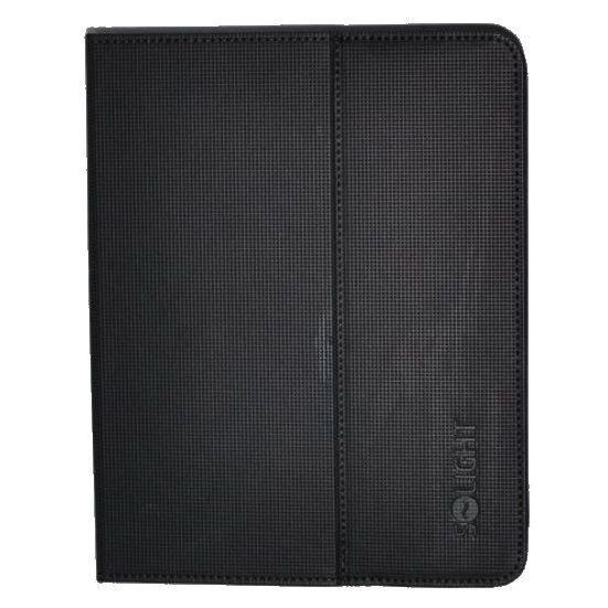 1N41B Solight univerzální pouzdro - desky z polyuretanu pro tablet nebo čtečku 8'', černé