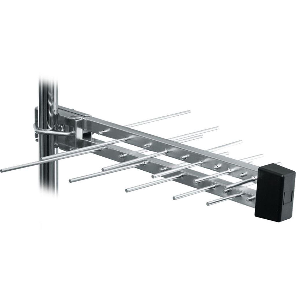 HN55-LTE Solight venkovní DVB-T anténa, 22dB, UHF, 21. - 60. kanál, LTE/4G filtr
