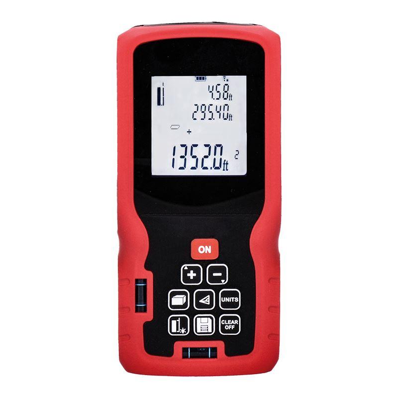 DM80 Solight profesionální laserový měřič vzdálenosti, 0,05 - 80m