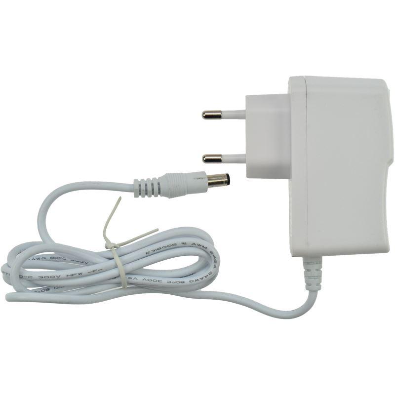 WM70 Solight síťový adaptér pro LED pásky, 230V - 12V, 1A, 12W, bílá barva