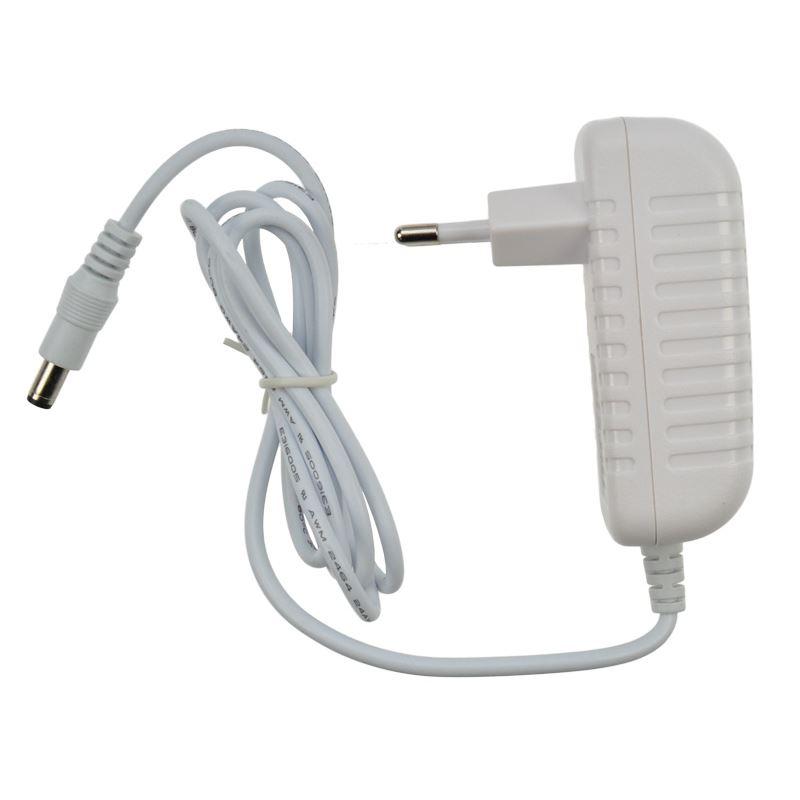 WM701 Solight síťový adaptér pro LED pásky, 230V - 12V, 2A, 24W, bílá barva