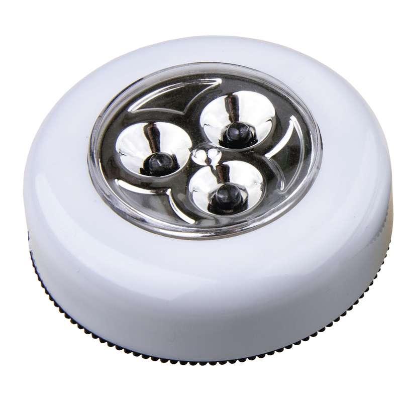 EMOS LED svítilna plastová, 3x LED, na 3x AAA