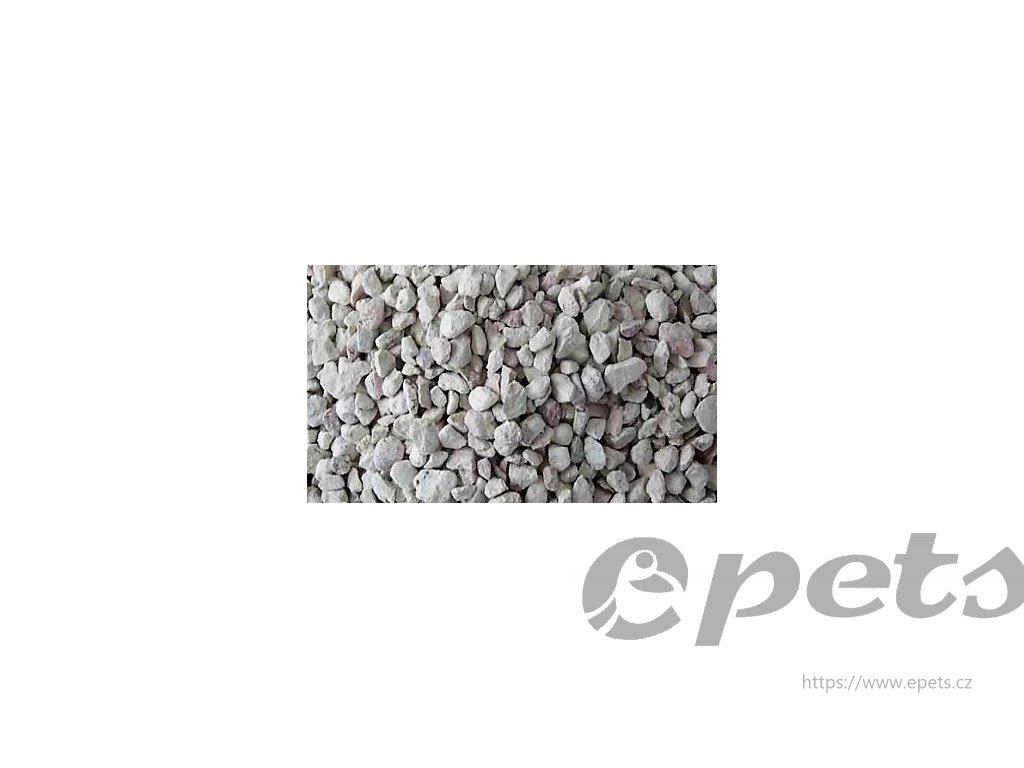 Filtrační médium Zeolit 2, 5-5 mm 3l