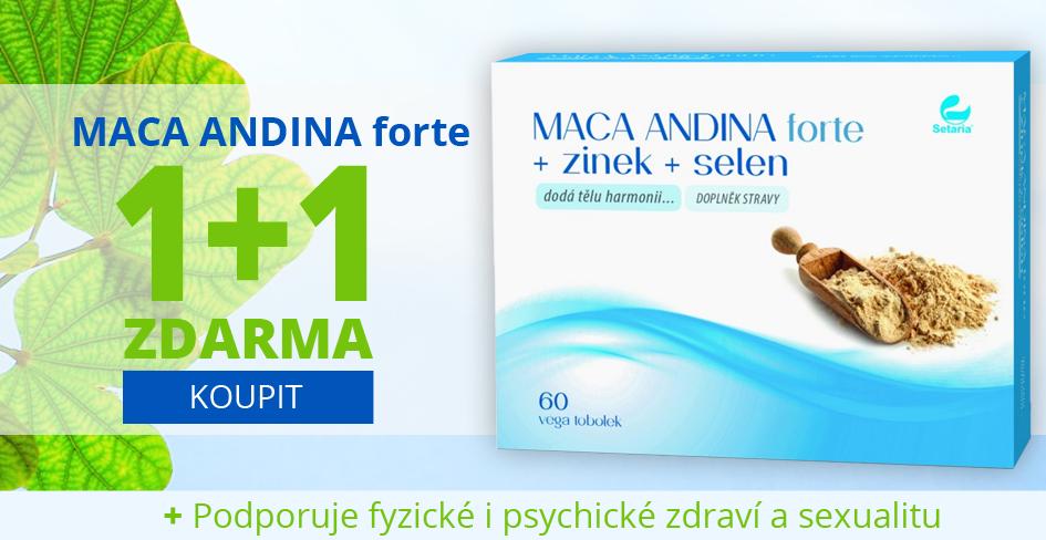 MACA ANDINA FORTE 1+1
