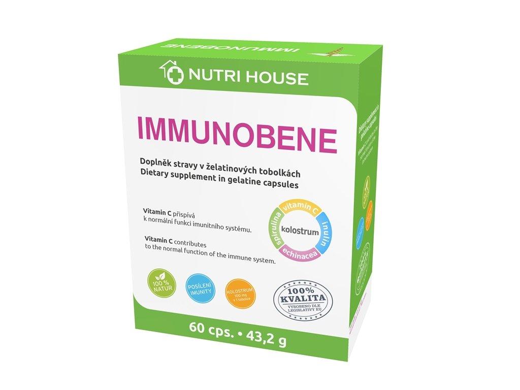 Imunobene 60 cps