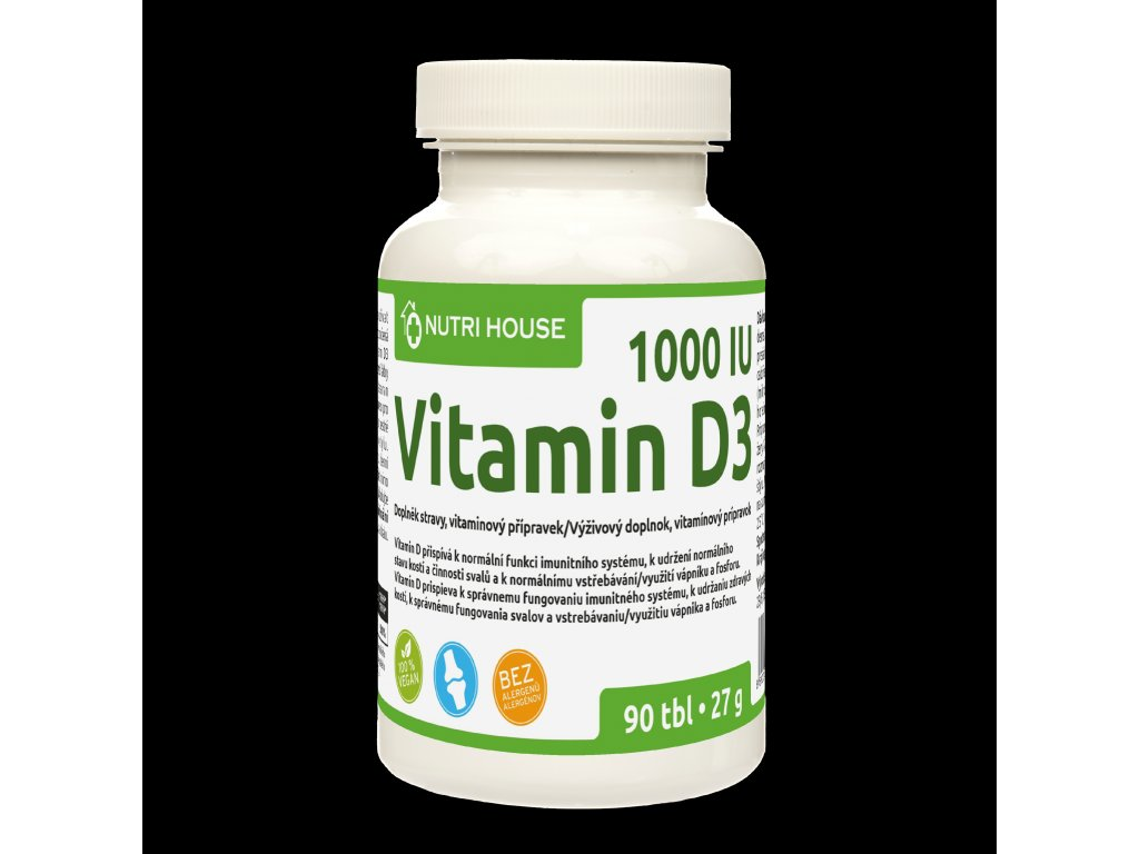 vyr 213 VitaminD3 1000 3D NOVY