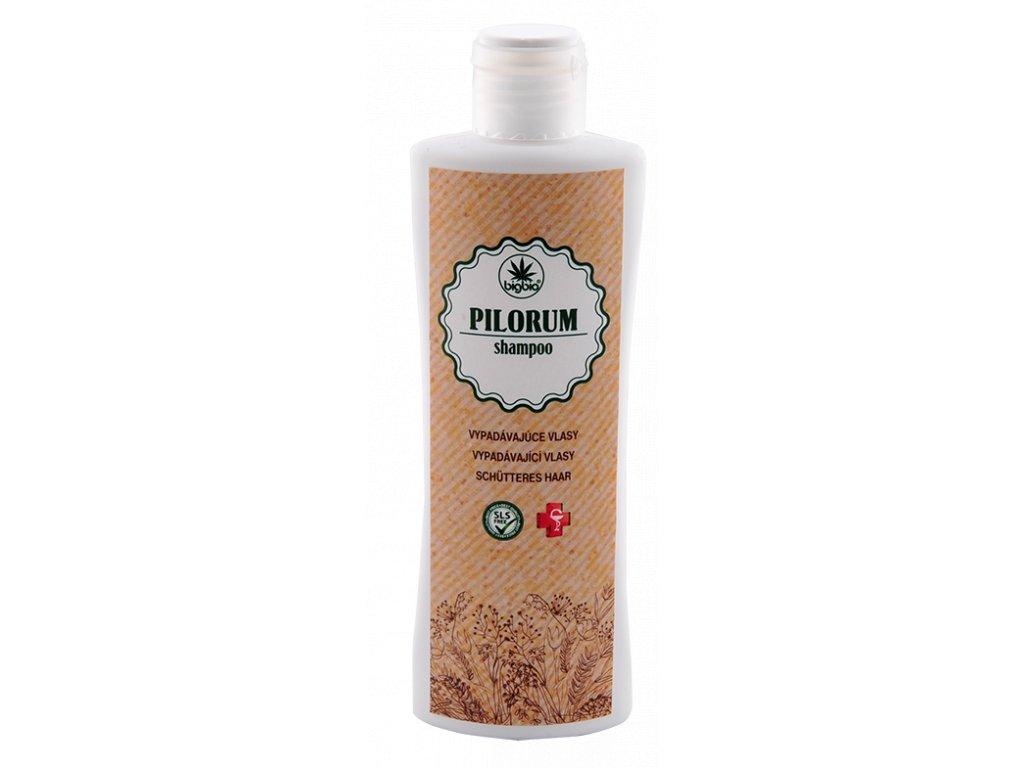 Pilorum sampón vypadavajuce vlasy