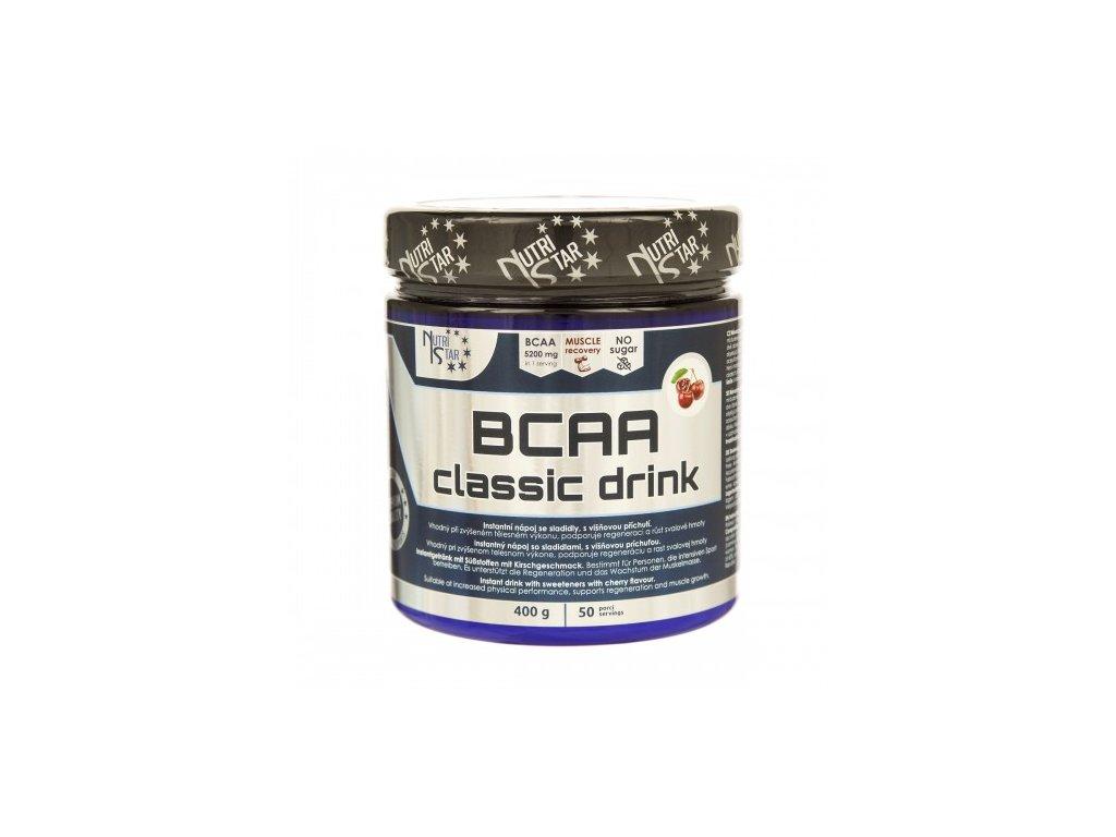 BCAA classic drink 400 g pomeranč