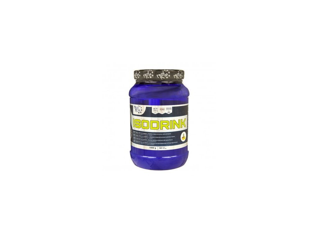 ISODRINK 500 g citron