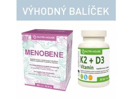 MENOBENE+K2D3 foto