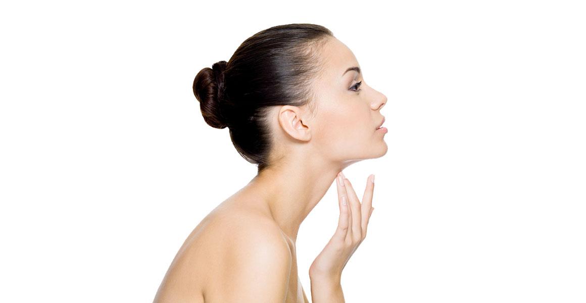 Svědění obličeje a krku