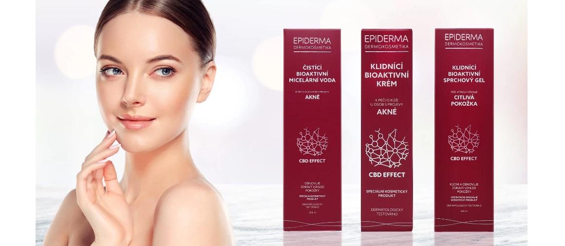 EPIDERMA - život se zdravou kůží