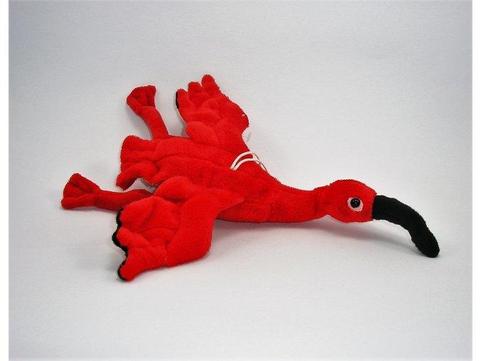 Plüss ibis 30 cm - plüss játékok