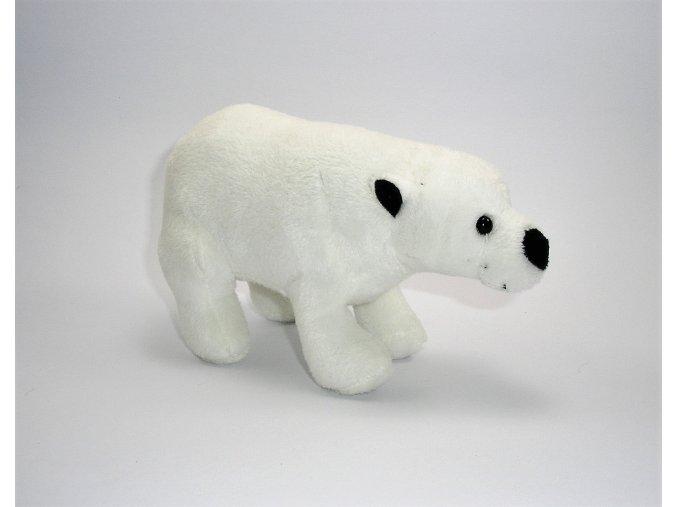 Plüss jegesmedve 20 cm - plüss játékok