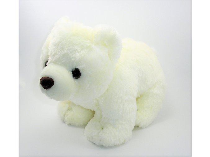 Plüss jegesmedve 40 cm - plüss játékok