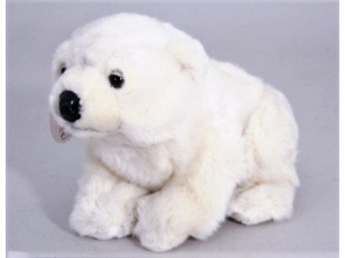 Plüss jegesmedve 25 cm - plüss játékok