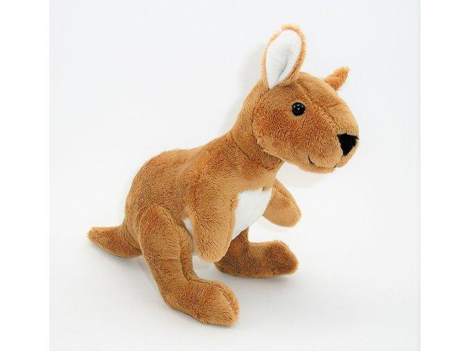 Plüss kenguru 17 cm - plüss játékok