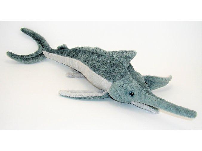 Plüss cápa 50 cm - plüssjátékok