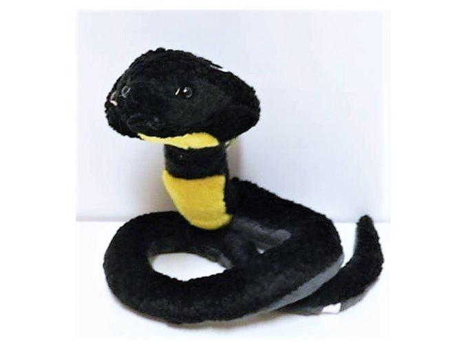 Plüss kígyó 65 cm - plüss játékok