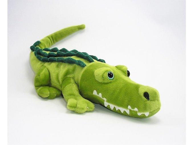Plüss krokodil 47 cm - plüss játékok