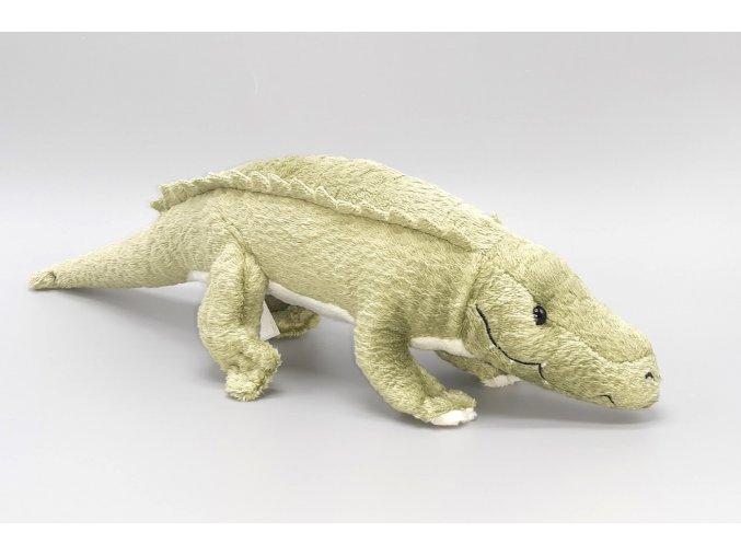 Plüss krokodil 27 cm - plüss játékok