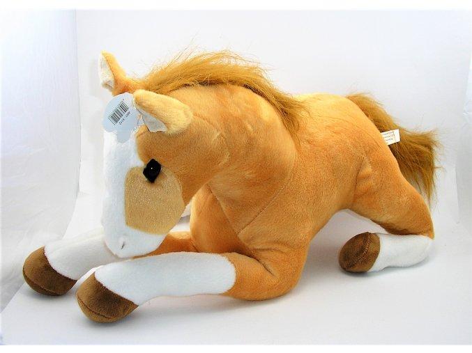 Plüss ló 54 cm - plüss játékok