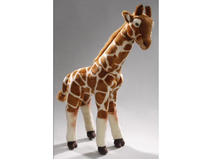 Plüss zsiráf 46 cm - plüss játékok