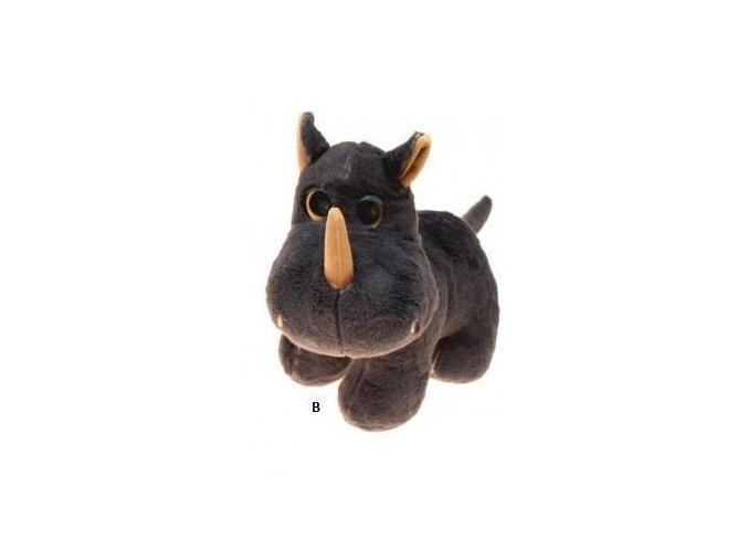 Plüss orrszarvú 30 cm - plüss játékok