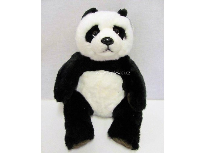 Plüss panda 25 cm - plüss játékok