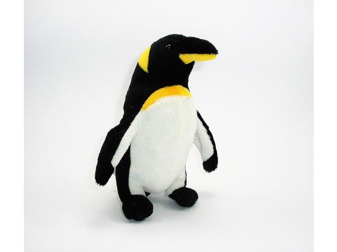 Plüss pingvin 18 cm - plüss játékok