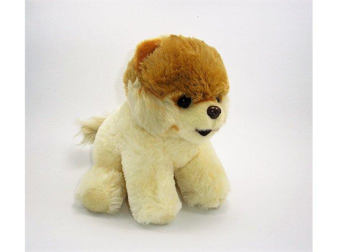 Plüss kutya BOO 22 cm - plüss játékok