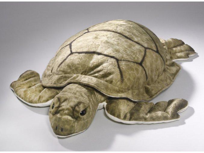Plüss teknős 55 cm - plüss játékok