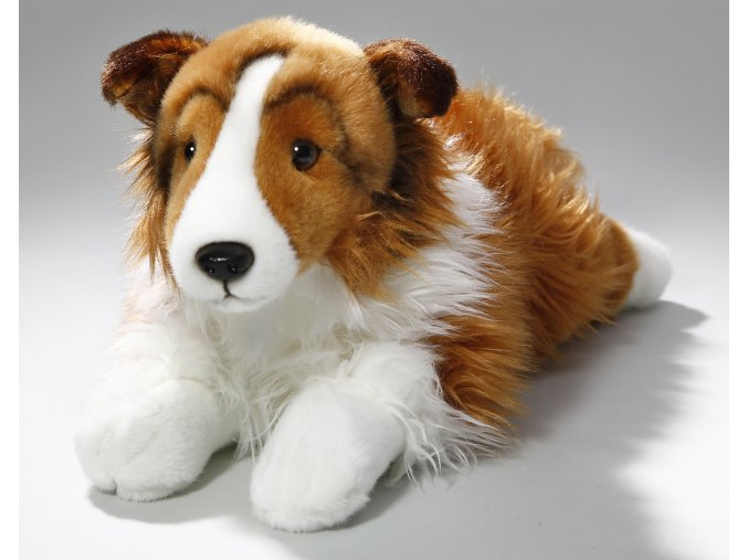 Plüss kutya 37 cm - plüss játékok