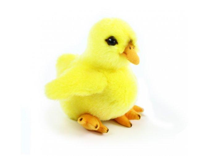Plüss csirke 16 cm - plüss játékok