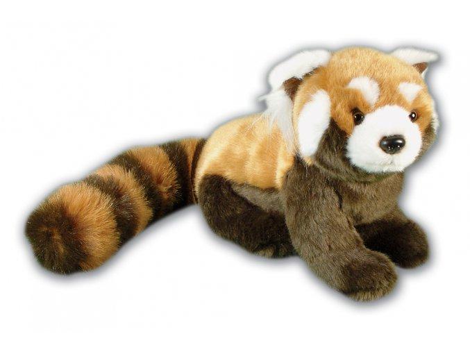 Plüss vörös panda 27 cm - plüss játékok