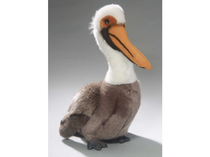 Plüss pelikán 30 cm - plüss játékok