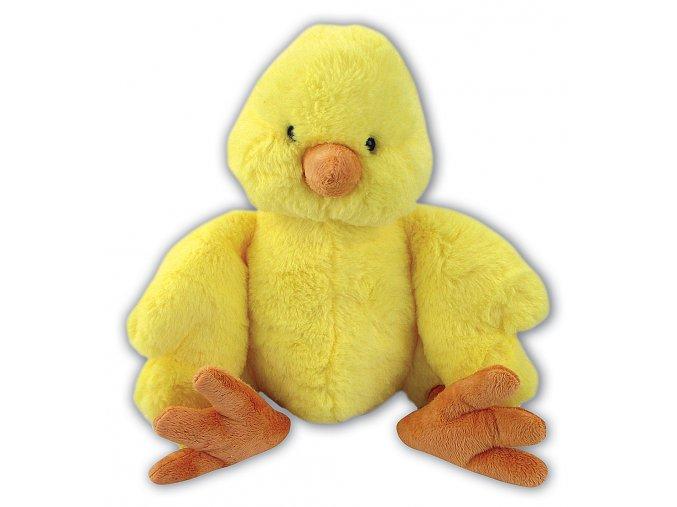 Plüss csirke 30 cm - plüss játékok