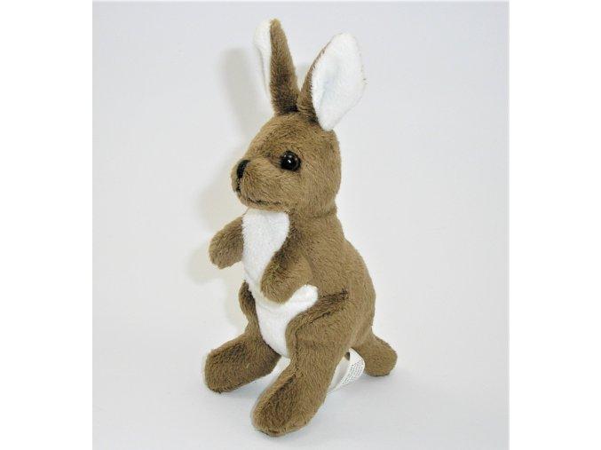 Plüss kenguru 13 cm - plüss játékok