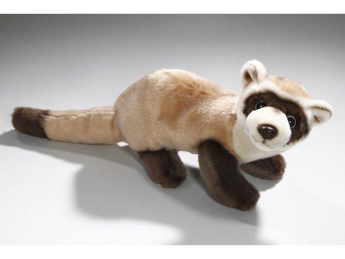 Plüss vadászgörény 35 cm - plüss játékok