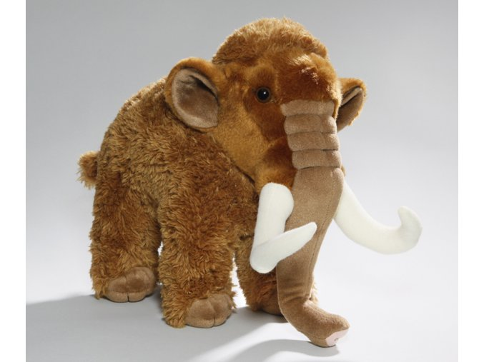 Plüss mammut 40 cm - plüss játékok
