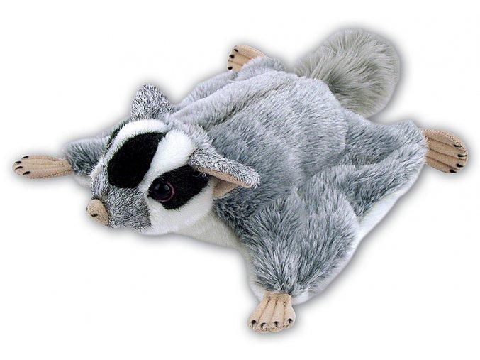 Plüss mókus 37 cm - plüss játékok