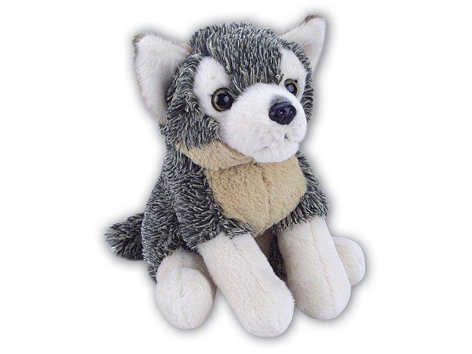 Plüss farkas 20 cm - plüss játékok