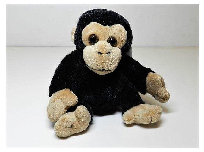 Plüss majom 14 cm - plüss játékok