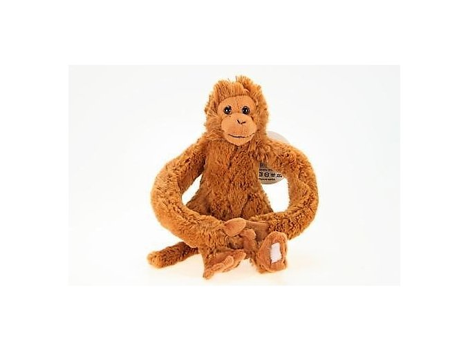 Plüss majom 45 cm - plüss játékok